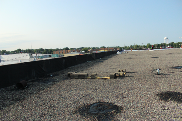 Three Most Common Problems With EPDM Rubber Roofs