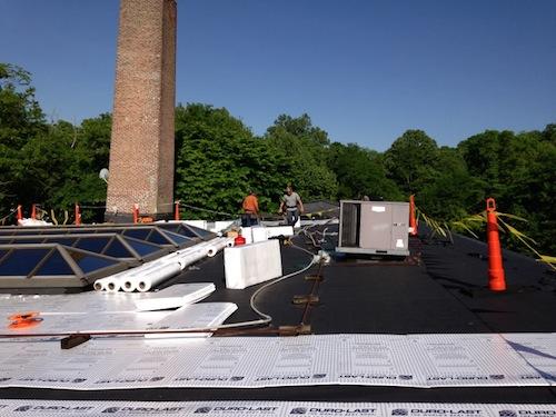 Roof Repair Alcorn