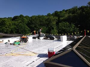 Alcorn Roof Repair 2