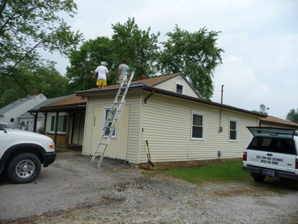 How to Set Up A Roofing Project Safely