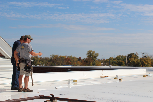 Time to Inspect your Flat Roof