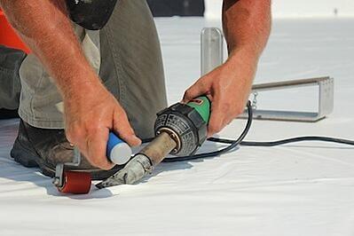 Grindlay Flat roof repair