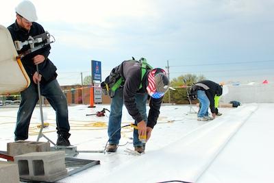 Sherwin Williams Roof Repair 3