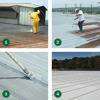 6 Things You Need To Know About Metal Roof Coatings
