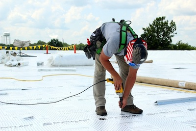 TB-Sears2 Flat roof repair