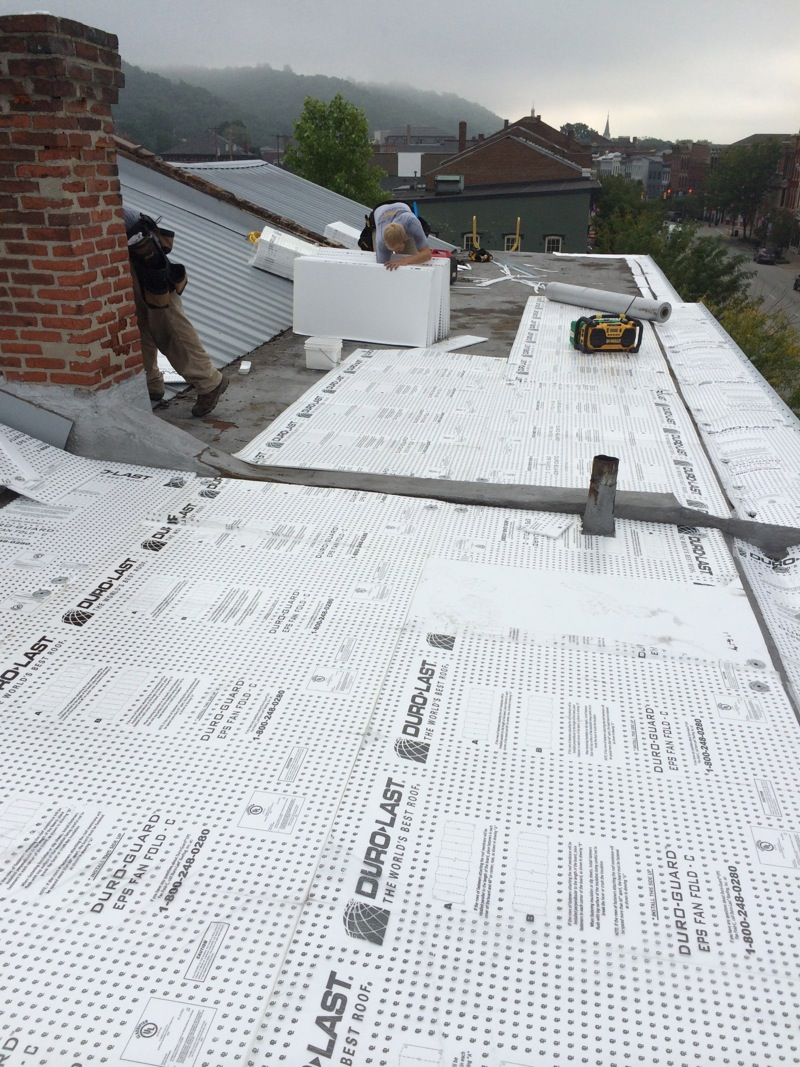 Greves_TV_flat_roof_repair
