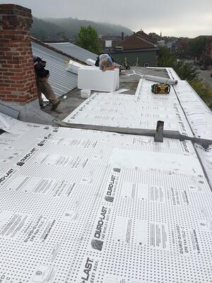 Greves_TV_flat_roof_repair