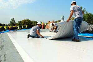 Duro-Last Roof Repairs