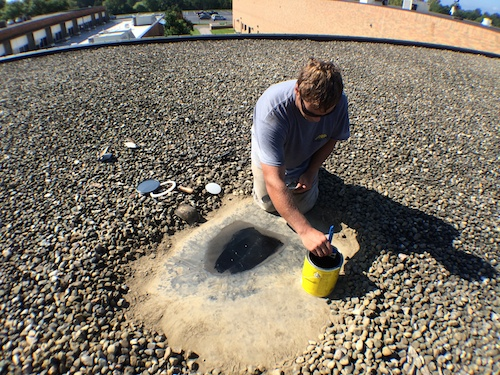 How to Repair a EPDM Rubber Roof
