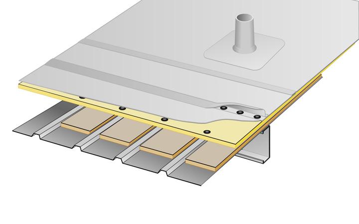 metal roof retrofit