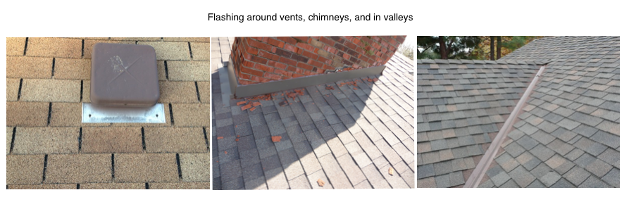 The Importance of Roof Flashings