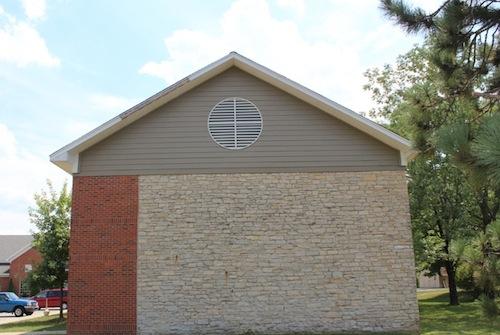 Clifty Falls Inn Roof repair