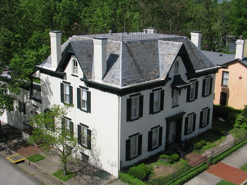 Madison Indiana Slate Roofing Repair Exterior Pro Roofing