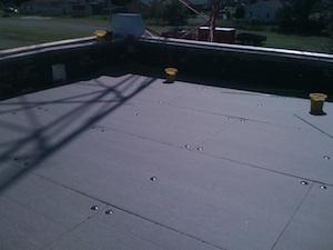Reenforced decking