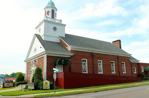 Silver Street Church