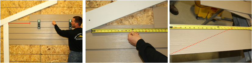 How To Quickly Install Hardi Siding On Gable Ends