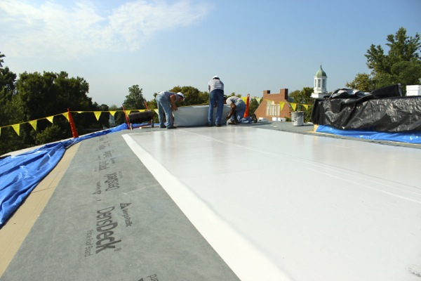 Duro-Last Contractors in Indiana Have a Clear Advantage
