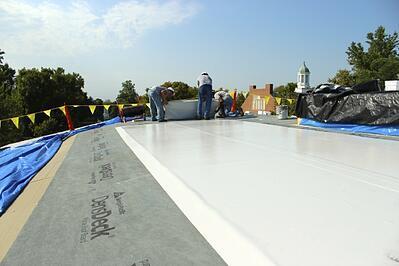 Duro Last roof