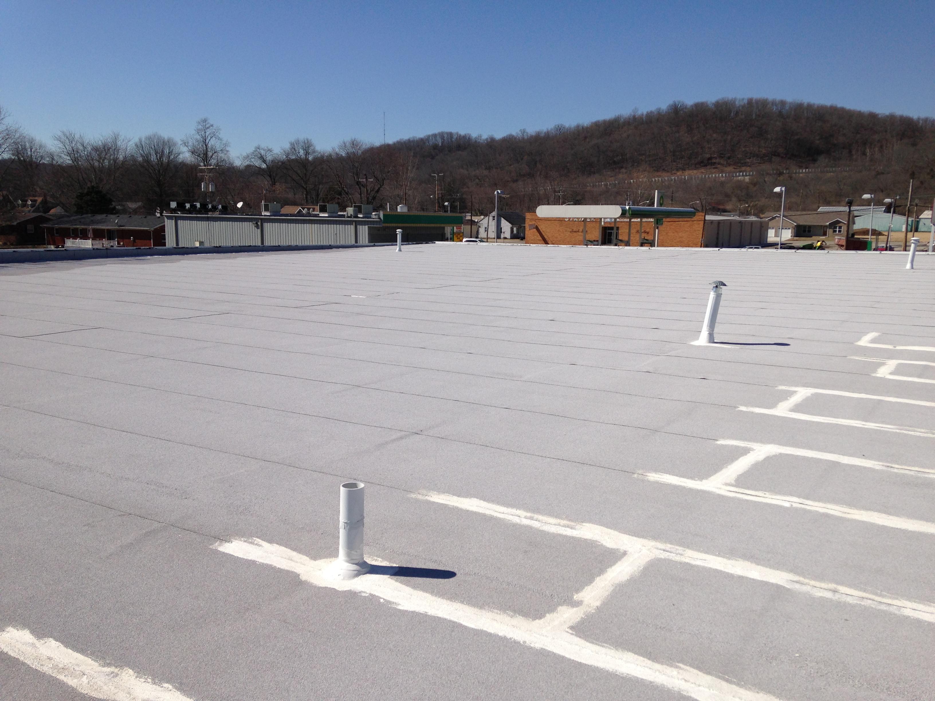 FD flat roof