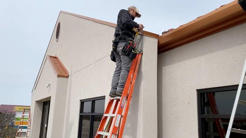 Standing Seam Roof Repair Indiana