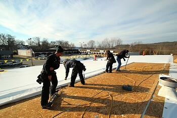 Louisville_area_flat_roof_install