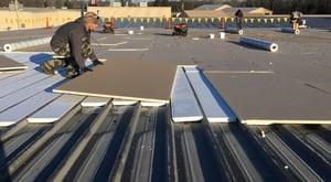 Retrofit Metal Roof
