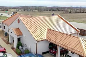 Metal Roof Contractor Bloomington IN