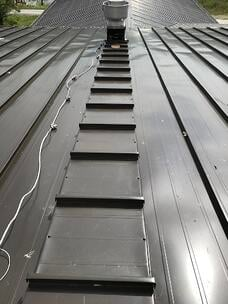 Traverse panel 138T standing Seam Metal Roof
