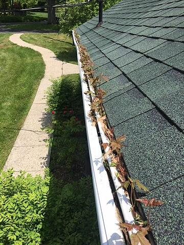 Pastic Gutter Guards