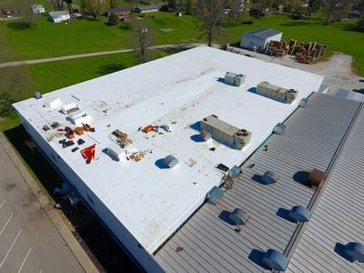 Flat Roof Repair Duro Last Repair Complete