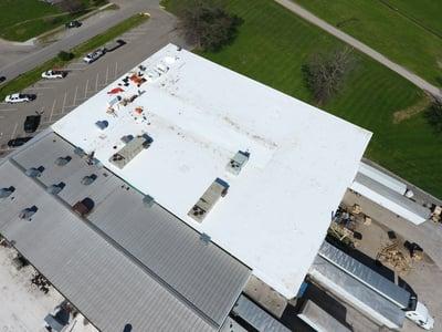 Flat Roof Repair Duro Last Repair- Absac