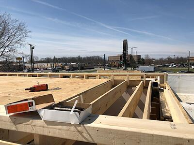 Flat Roof Construction Commercial-Indianapolis