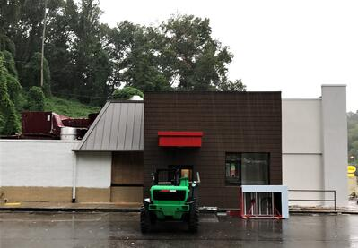 Standing Seam Roof Installation Complete Area 1- ArbysKnoxville.jpg