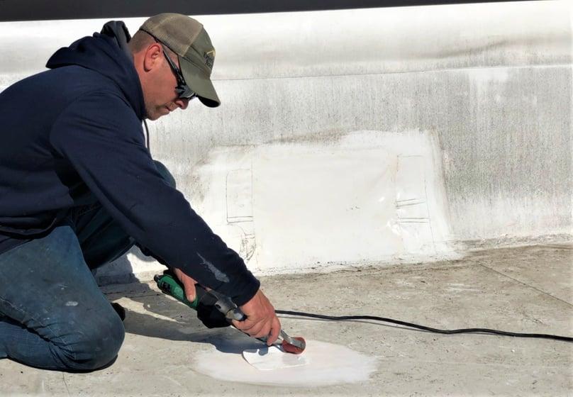 Duro-Last Flat Roof Repair-Nashville