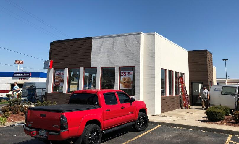 Metal Coping Installation-Nashville