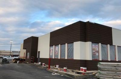 New Metal Coping Flat Roof Repair-Nashville