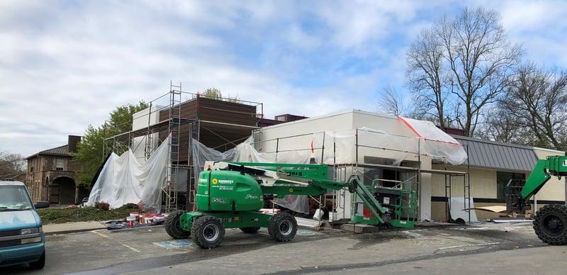 Commercial guttering Installation-Magnolia