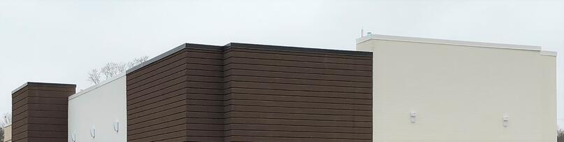 Metal Coping Installation Flat Roof-McMinnville