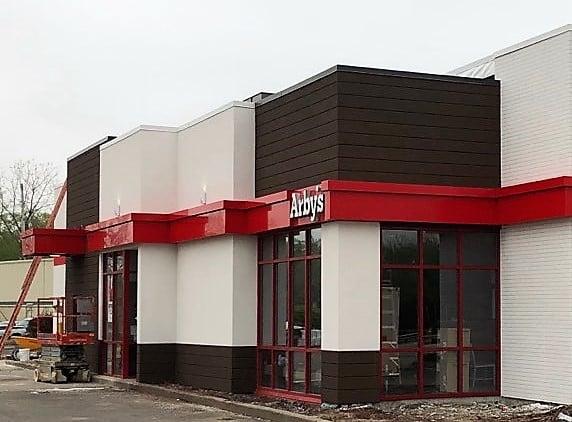 Flat Roof Custom Metal Coping Installation- Morristown