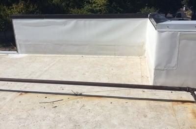 Flat Roof Repair- Lexington