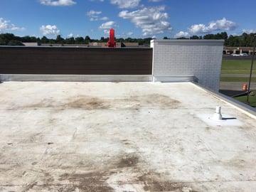 Commercal Roof Repair