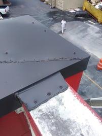 Metal Roof Coping