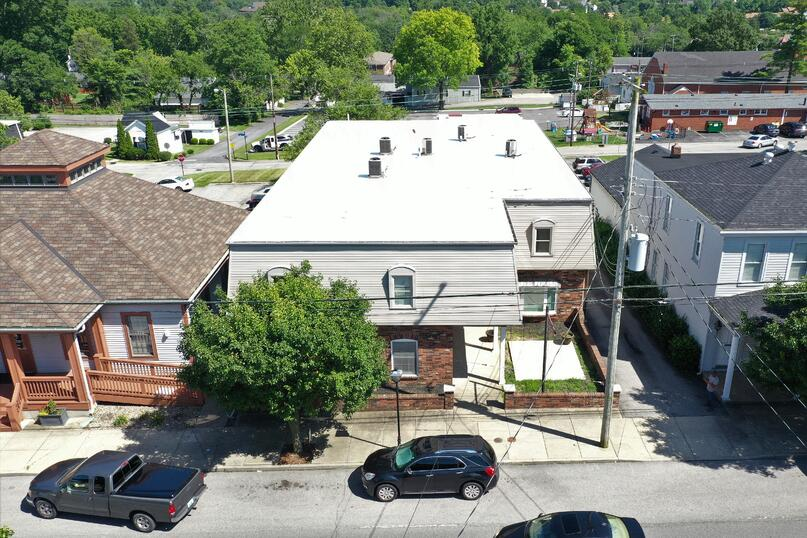 Flat Roof Duro-Last Repair- Louisville