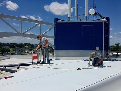Flat Roof Repair Welding Complete-Bluegrass.jpg