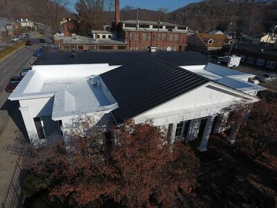 Standing Seam Metal Installation- Madison