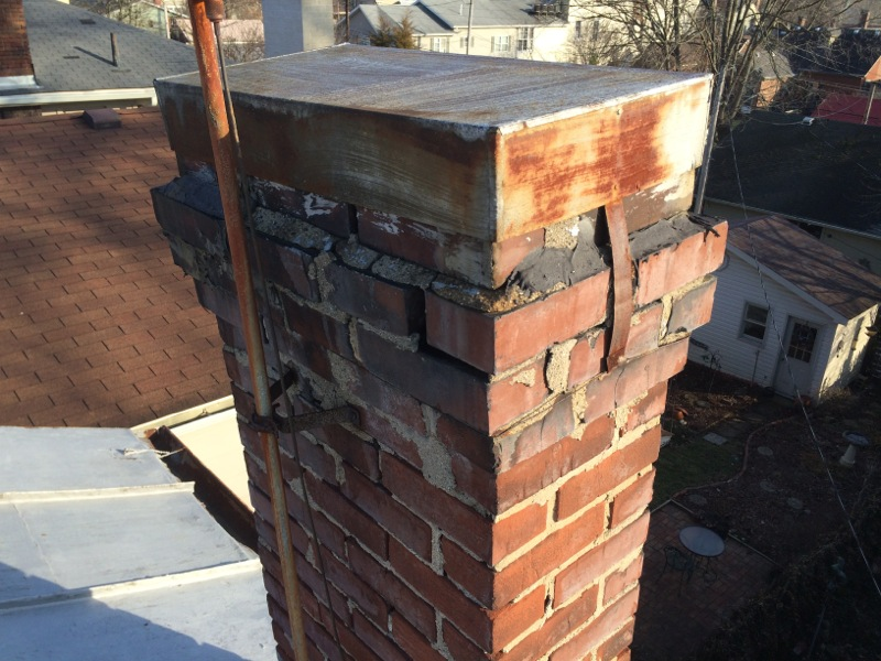 Chimney Repair Who To Call
