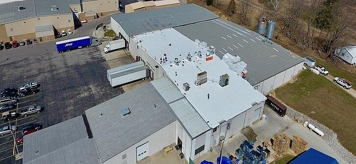 Duro-Last metal roof retrofit system
