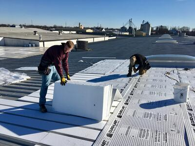 Flat Roof ISO Installation-Delta.jpg