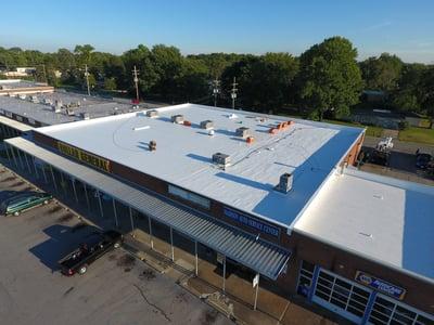 Cutsom Metal Coping Installation-Madison