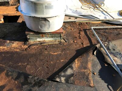 Flat Roof Repair Roof Insulation Damage-EOC.jpg